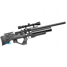 Kral Puncher Knight Tactical PCP Air Rifle SYNTHETIC .22 Calibre 12 shot and free hard case