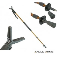 Adjustable Camouflage Hunting Rifle Shooting Stick Rest