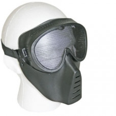 Airsoft BB Gun Face Mask with Mesh Front (F01)