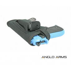 Black Belt Holster with Mag Pouch For Pistol Style Guns