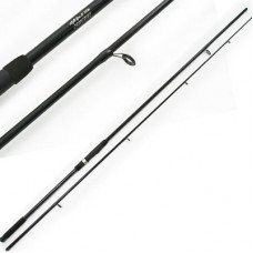 12FT, 2PC CARP ROD, PIKE ROD BLACK, 2.75LB TC, CPH1202DT, extra £10.00 of price when collected from store
