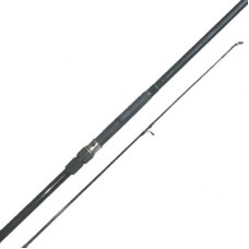12FT, 2PC, BLACK COLOUR 2.75TC CARP ROD CPH-1202 Fibre Glass, extra £10.00 of price when collected from store