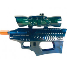 DWP Defender BLUE 6mm BB air soft pistol (Blue) takes AA bateries