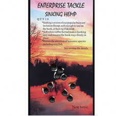 Enterprise Tackle ARTIFICIAL, IMITATION BAITS HEMP SINKING