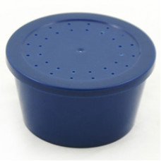 Mini Worm Box blue 120ml 8.5cm x 4.5cm