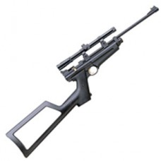 Crosman 2250 Ratcatcher 12g co2 Powered Air Rifle .22 calibre air gun pellet with 4 x 15 scope