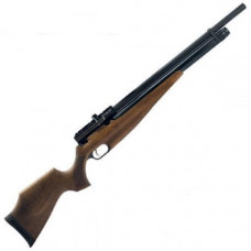 Webley Raider 12 Classic PCP Air Rifle, Integrated Quantum Silencer Ambi-Dextrous Walnut Wooden Stock 12 Shot .22 Calibre