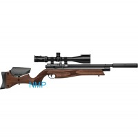 Air Arms S510 Ultimate Sporter Regulated Carbine Walnut AMBIDEXTROUS .22 Calibre PCP Air Rifle 10 shot