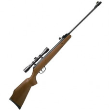 Crosman Optimus Break Barrel Spring Rifle with 4 x 32 Scope .22 calibre air gun pellet CO6M22X