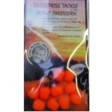 Enterprise Tackle ARTIFICIAL, IMITATION BAITS Sweetcorn ORANGE FLUO Pop Up