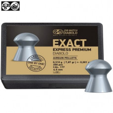 JSB Exact Premium Pellets 4.52mm .177 Calibre 8.44 grain Tub of 200
