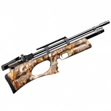 KRAL Breaker BULLPUP PCP Pre Charged Air Rifle .177 calibre 14 shot Camo Synthetic